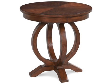 Fairfield Chair Belmont 26'' Wide Round End Table