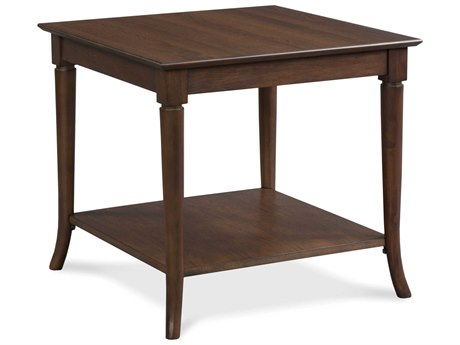 Fairfield Chair Campaigna 26'' Wide Square End Table FFC417794