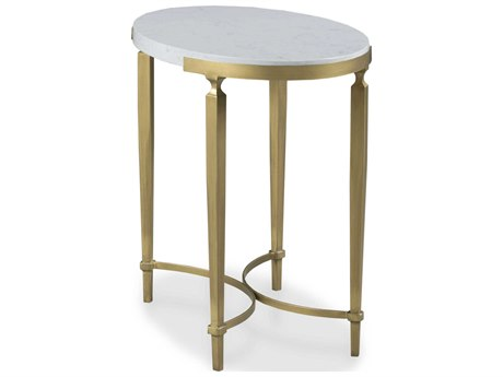 Fairfield Chair East Camden 28'' Wide Oval End Table