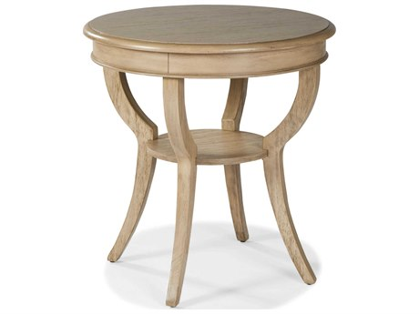 Fairfield Chair Genesis 28'' Wide Round End Table
