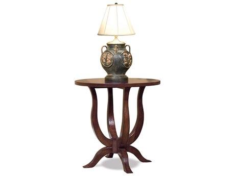 Fairfield Chair Manhattan 26'' Wide Round End Table
