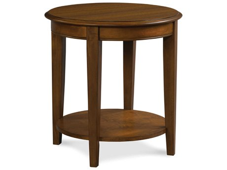 Fairfield Chair Mcdonald 23'' Wide Round End Table