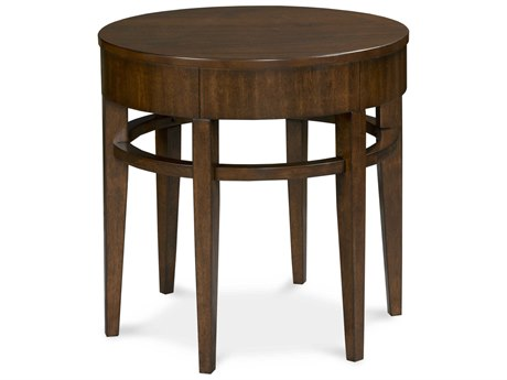 Fairfield Chair Vero 26'' Wide Round End Table