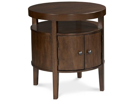 Fairfield Chair Vero 24'' Wide Round End Table