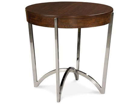 Fairfield Chair Vero 29'' Wide Round End Table