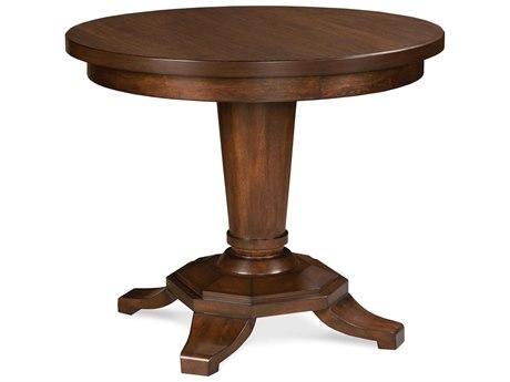 Fairfield Chair Vero 36'' Wide Round Pedestal Table