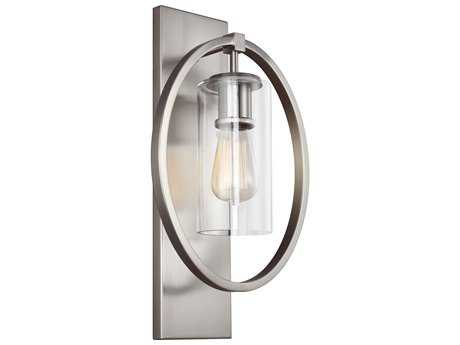 Feiss Marlena Chrome One-Light 10.5'' Wide Edison Wall Sconce