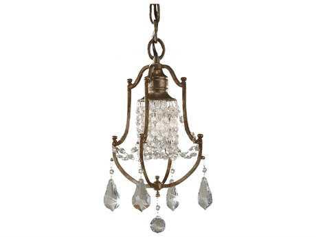 Feiss Valentina Oxidized Bronze Pendant Light FEIF26241OBZ