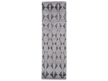 Feizy Rugs Abytha Warm / Gray 2'6'' x 8' Runner Rug