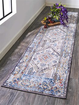 Feizy Rugs Armant Multi Runner Area Rug