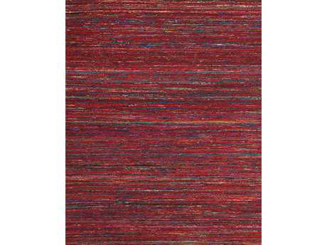 Feizy Rugs Arushi Rectangular Red Area Rug FZ0504FRED