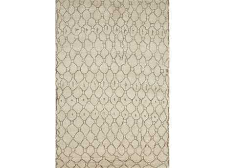 Feizy Rugs Barbary Rectangular Natural Ecru Area Rug
