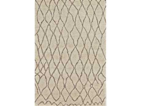 Feizy Rugs Barbary Rectangular Natural Bone Area Rug