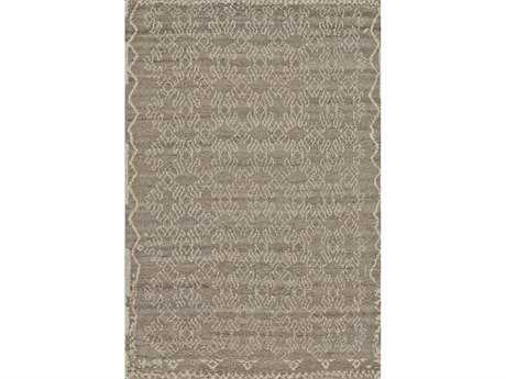 Feizy Rugs Barbary Rectangular Natural Ash Area Rug