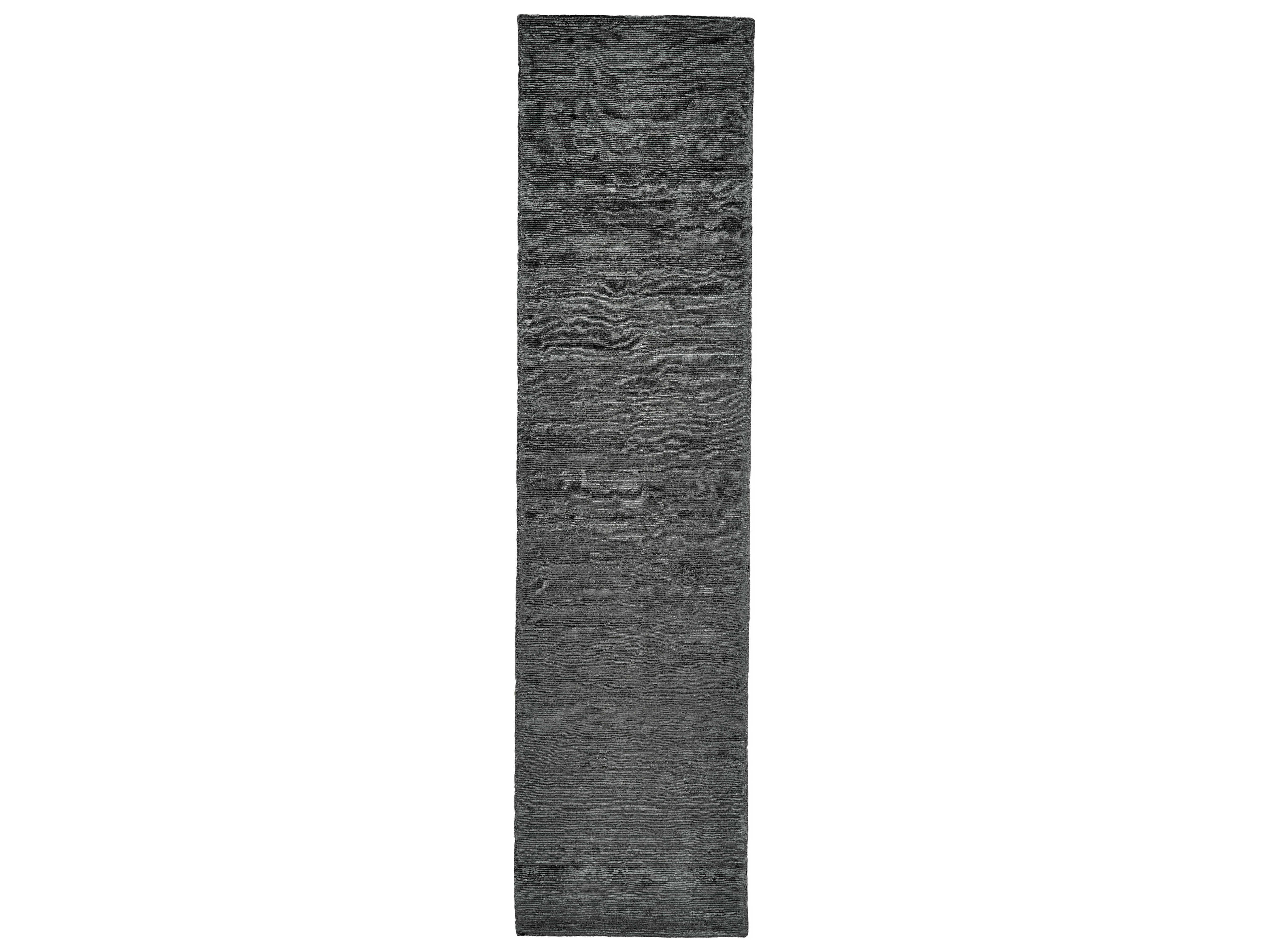 Feizy Rugs Batisse Charcoal 2 6 X 10 Runner Rug 8717f