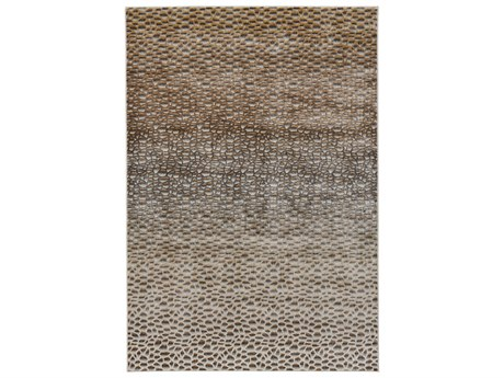 Feizy Rugs Cannes Dark Gold Rectangular Area Rug FZ3686FDARKGOLD