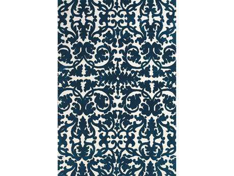 Feizy Carina Rectangular Midnight Blue Area Rug