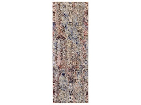 Feizy Rugs Emerson Multi 2'10'' X 8' Runner Rug