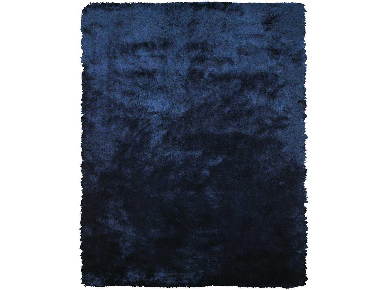 Feizy Rugs Indochine Rectangular Dark Blue Area Rug