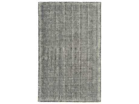 Feizy Landon Rectangular Noir Area Rug FZ8088FNOIR