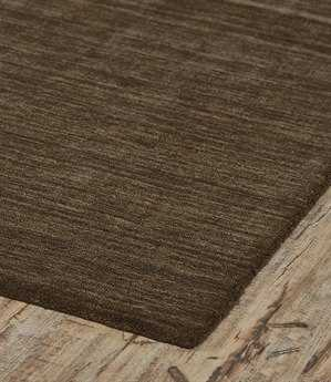 Feizy Luna Rectangular Brown Area Rug FZ8049FBROWN