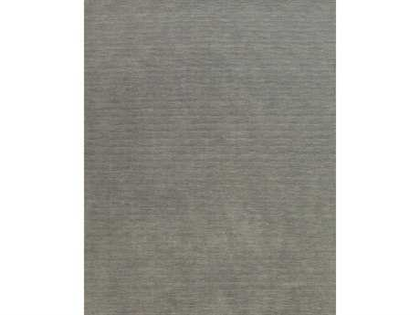 Feizy Luna Rectangular Light Gray Area Rug FZ8049FGRAY