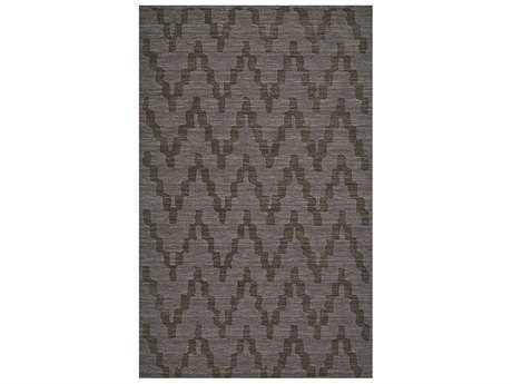 Feizy Soma Rectangular Charcoal Area Rug FZ8346FCHARCOAL