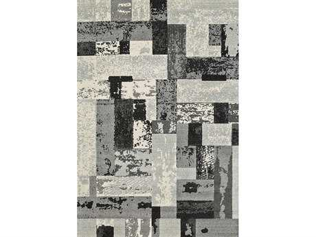 Feizy Sorel Rectangular Slate Area Rug