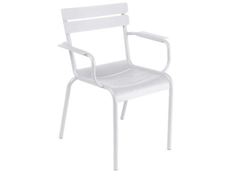 Fermob Luxembourg Aluminum Metal Dining Chair (Set of 2) PatioLiving