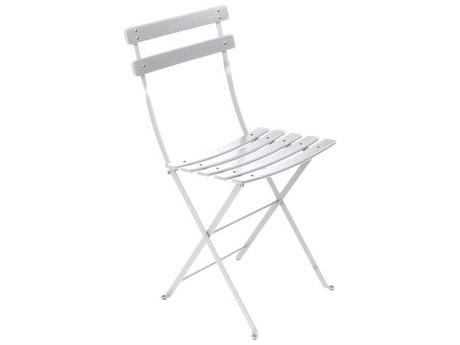 Fermob Bistro Cotton Steel Metal Dining Chair (Set of 2) PatioLiving