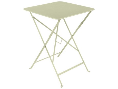 Fermob Bistro 28'' Wide Steel Square Table