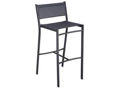 Fermob Costa Aluminum Sling Bar Stool (Set of 2)
