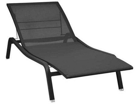 Fermob Alize Aluminum Cushion Chaise Lounge