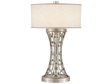 Fine Art Lamps Allegretto Silver 784910ST Table Lamp FA784910ST