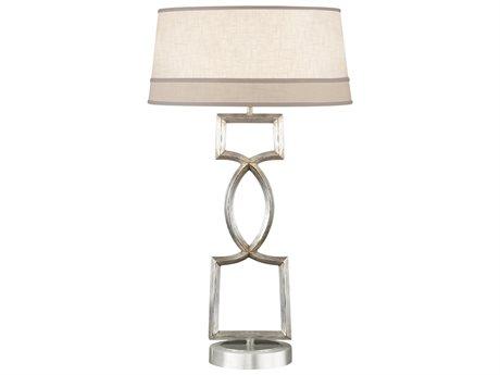 Fine Art Lamps Allegretto Silver 785010ST Table Lamp FA785010ST