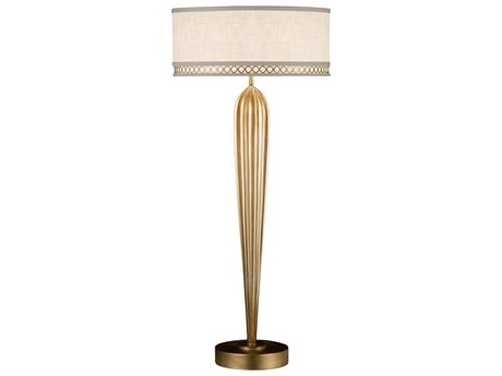 Fine Art Lamps Allegretto Gold 792915-2ST Two-Light Table Lamp FA7929152ST