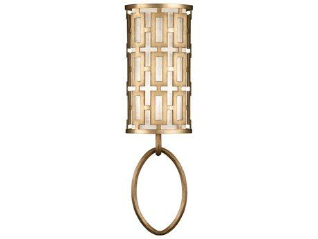 Fine Art Lamps Allegretto Gold 787450-2ST Wall Sconce FA7874502ST