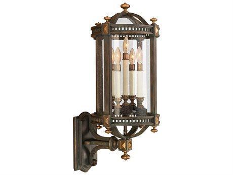 Fine Art Lamps Beekman Place 564781ST Five-Light Outdoor Wall Light FA564781ST