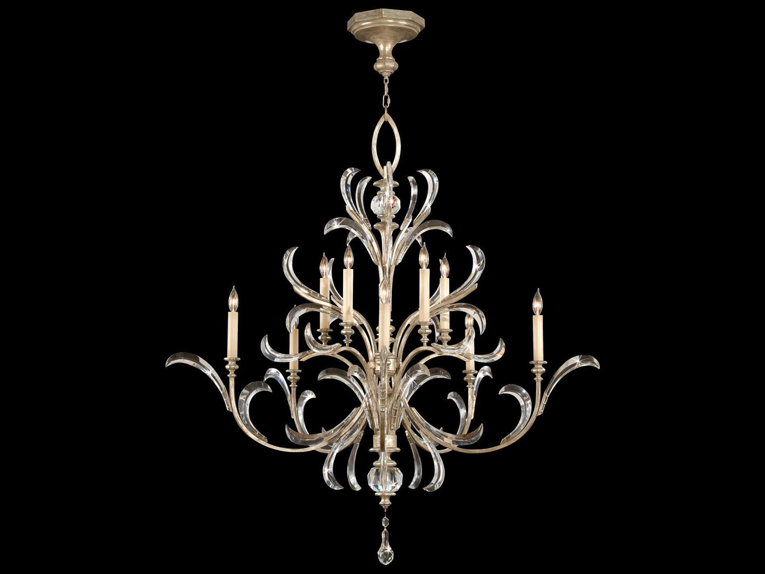 Fine Art Lamps Beveled Arcs 701340st