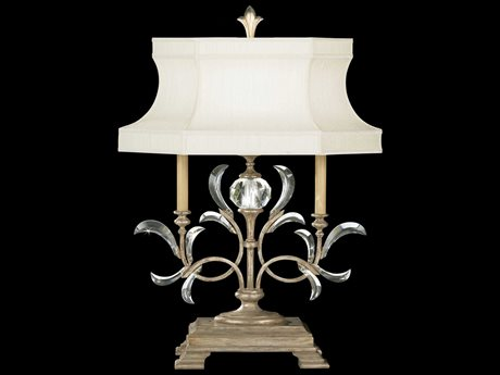 Fine Art Lamps Beveled Arcs 737910ST Table Lamp FA737910ST