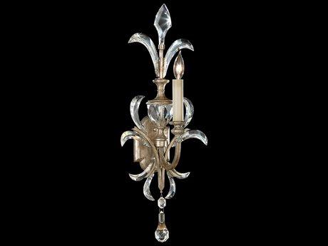 Fine Art Lamps Beveled Arcs 704950ST Wall Sconce FA704950ST