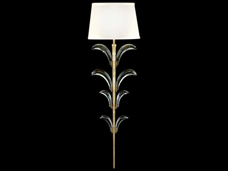 Fine Art Lamps Beveled Arcs Gold 769550ST Wall Sconce FA769550ST