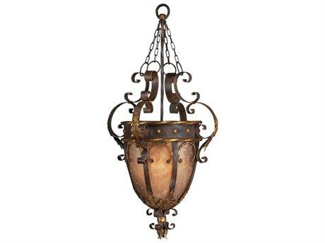 Fine Art Lamps Castile 219142ST Three-Light Pendant FA219142ST