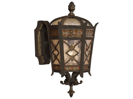 Fine Art Lamps Chateau Outdoor 404781ST Outdoor Wall Light FA404781ST