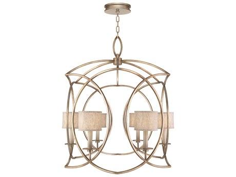 Fine Art Lamps Cienfuegos Six-Light 36'' Wide Chandelier FA88784031ST