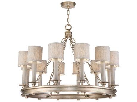 Fine Art Lamps Cienfuegos 12-Light 34'' Wide Chandelier FA88864031ST