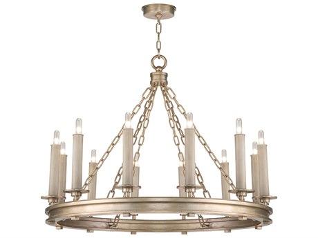 Fine Art Lamps Cienfuegos 12-Light 31'' Wide Chandelier FA8886403ST