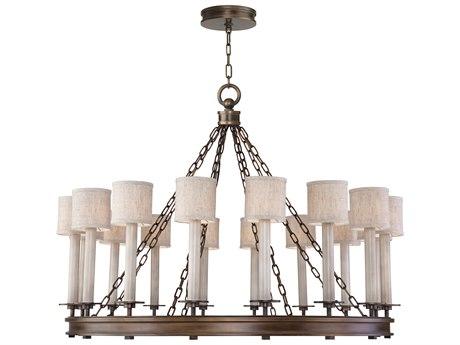 Fine Art Lamps Cienfuegos 16-Light 44'' Wide Chandelier FA88874011ST