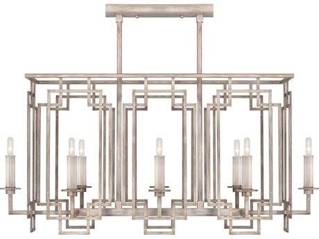 Fine Art Lamps Cienfuegos Eight-Light 42'' Wide Island Light