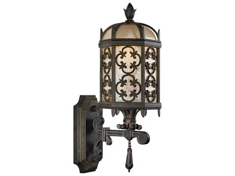 Fine Art Lamps Costa Del Sol 329881ST Outdoor Wall Light FA329881ST